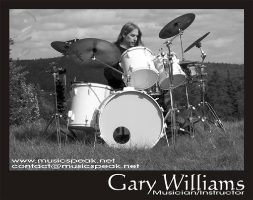 GaryWilliamsMusicspeak