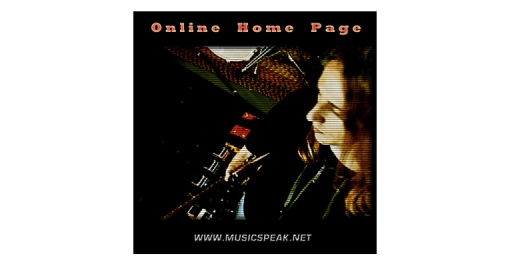 MusicSpeak Original Rock Music Produced Performed Recorded by Gary Williams in Vermont USA Music Speak artist