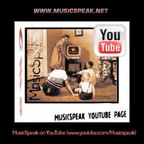 MusicspeakYouTubeWelcome