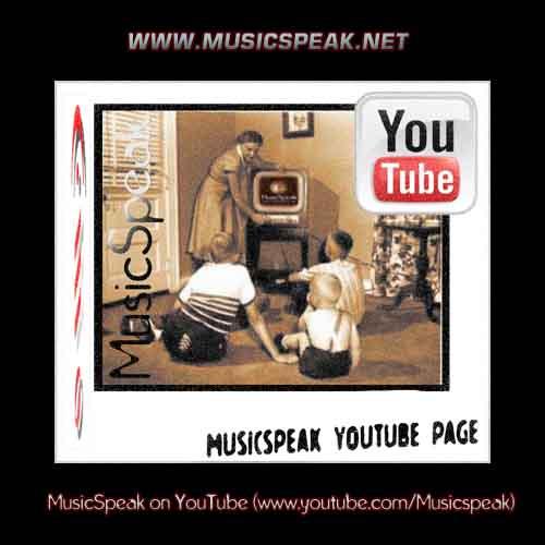 MusicSpeak artist Music Speak Youtube Music Speaks Gary WIlliams Musicspeak Education Program Hardwick Vermont VT musicspeak musicans corner